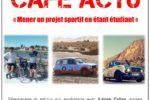 Café Actu' Mardi 28 mars 2017 12h45 Hall de l'ICR