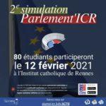 2ème édition Parlement'ICR par les Alumni