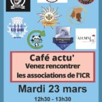 Café actu' des associations